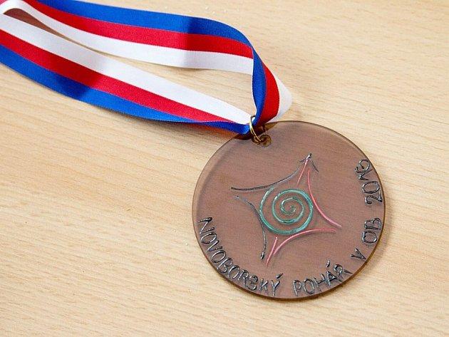 Závod vorientačním běhu, Novoborský pohár 2016, který uspořádal Stadion Nový Bor, proběhl vSosnové.