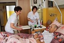 Českolipská nemocnice otevřela již druhý tzv. Rodinný pokoj pro paliativní péči.