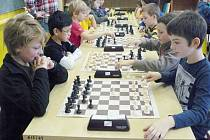 Šachový turnaj DDM Libertin.