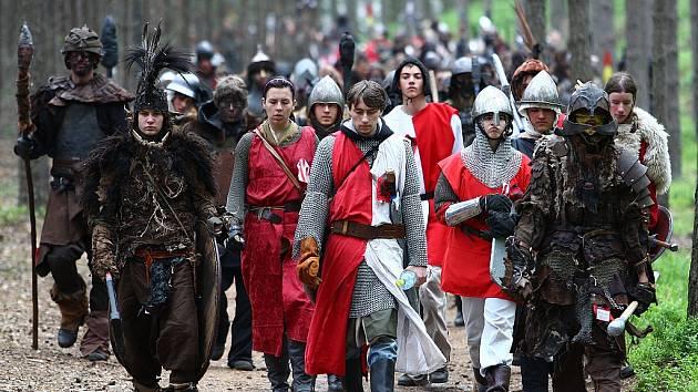 Bitva pěti armád se v Doksech konala už po jedenácté.