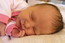 Mamince Lence Marečkové z Doks se 23. září ve 21:48 hodin narodila dcera Eliška Hájková. Měřila 50 cm a vážila 3,38 kg.