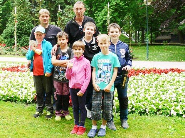Velkého úspěchu dosáhli mládežníci 1. Novoborského ŠK na mistrovství ČR v šachu družstev mladších žáků.