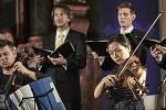 Galakoncert u příležitosti 20. narozenin Mezinárodního hudebního festivalu Lípa Musica se konal v sobotu 4. září v bazilice Všech svatých v České Lípě.