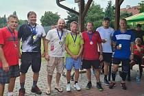 V sobotu 15. srpna jsme v areálu v obci Okrouhlá v Libereckém kraji odehráli v pořadí 4. turnaj se soutěžní série Tennis Family Tour 2020.