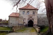Českolipský Vodní hrad Lipý.