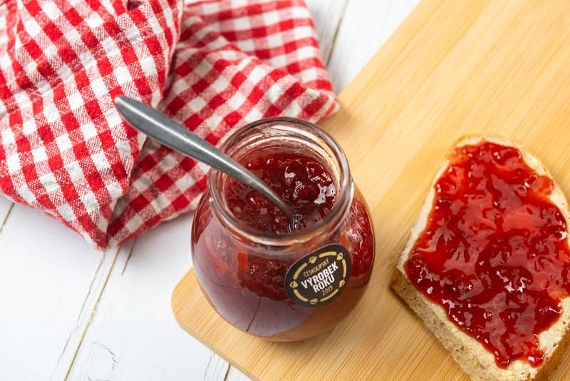 Oceňované marmelády Michaely Bílkové.