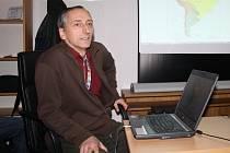 Petr Polakovič, zakladatel Muzea vystěhovalectví do Brazílie.