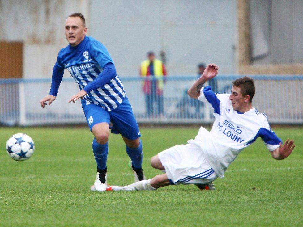 Louny - Česká Lípa 0:2.