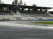 Autodrom Sonová. Ilustrační foto.