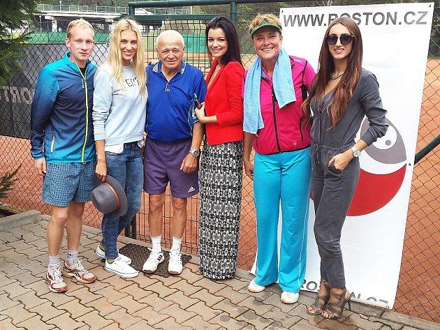 První ročník tenisového turnaje se vydařil a organizátoři se domluvili, že budou pořádat benefiční akci i v příštím roce. Marie Retková i další osobnosti účast ihned přislíbili.