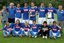 Vítězem okresního poháru se stala rezerva FK Česká Lípa.