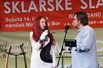 V Novém Boru proběhl v sobotu 14. června desátý jubilejní ročník Sklářských slavností, které pořádalo město Nový Bor.