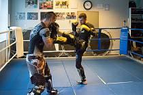 Boxeři potrénovali v Lípě.