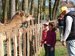 Brány zooparku, který loni navštívily tisíce lidí, se otevřely v sobotu 30. dubna a sezona potrvá do konce září.