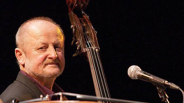 Vít Fiala, český jazzman, je duchovním otcem Mezinárodních jazzových dnů.