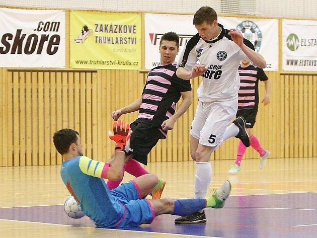 FC Démoni Česká Lípa - Gardenline Litoměřice 1:9.