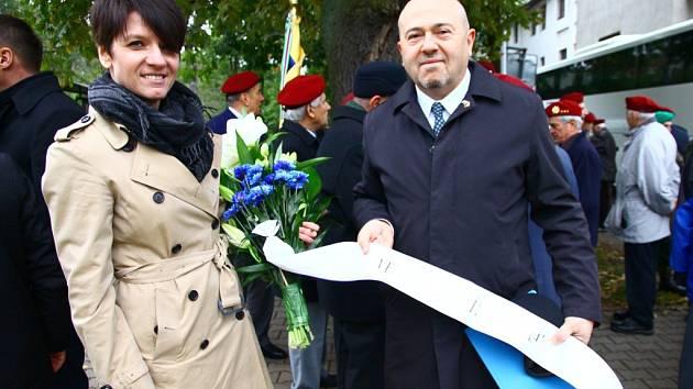 Český svaz bojovníků za svobodu uspořádal ve Stráži pod Ralskem tradiční Memoriál Antonína Sochora.