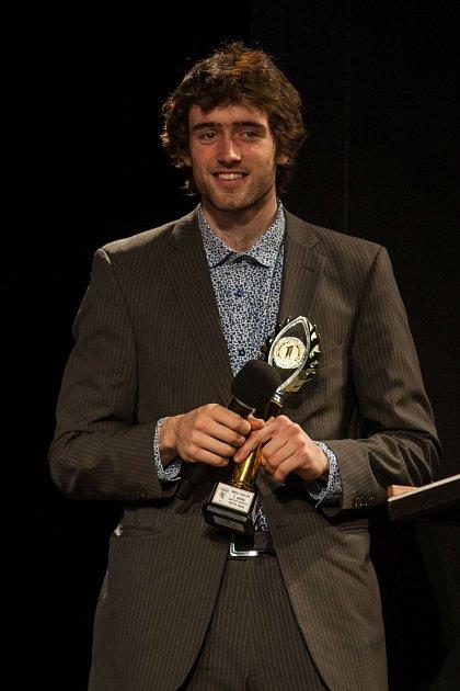 Kryštof Bogar, dvojnásobný mistr světa vorientačních závodech na horských kolech (MTBO) naprosto suverénně obhájil loňské prvenství a stal se sportovním králem českolipského okresu za rok 2017.