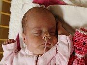 Mamince Haně Staré z České Lípy se v sobotu 11. srpna v 7:18 hodin narodila dcera Alena Jehličková. Měřila 28 cm a vážila 0,8 kg.