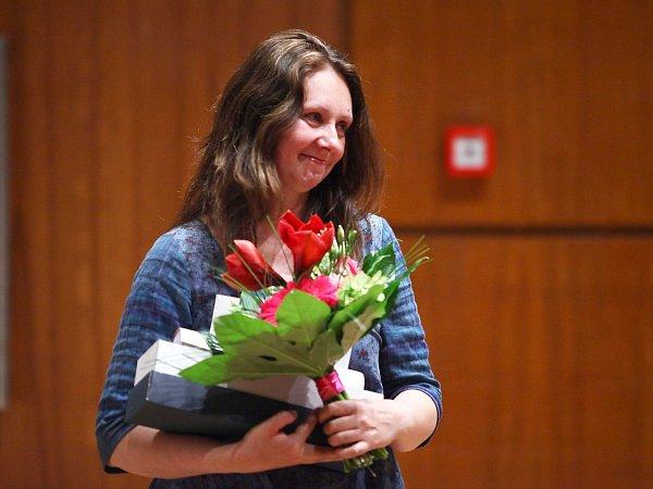 Za oblast práce smládeží byla letos nominována Stanislava Potočková, která vede českolipský oddíl mažoretek.