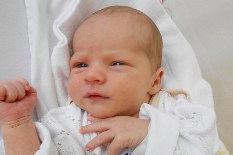 Rodičům Elišce a Martinovi se ve čtvrtek 9. září ve 21:12 hodin narodila dcera Eliška. Měřila 49 cm a vážila 3,09 kg. Doma se na ni těšili bráškové Filip a Robin.