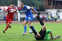 Česká Lípa - Mšeno 0:0.