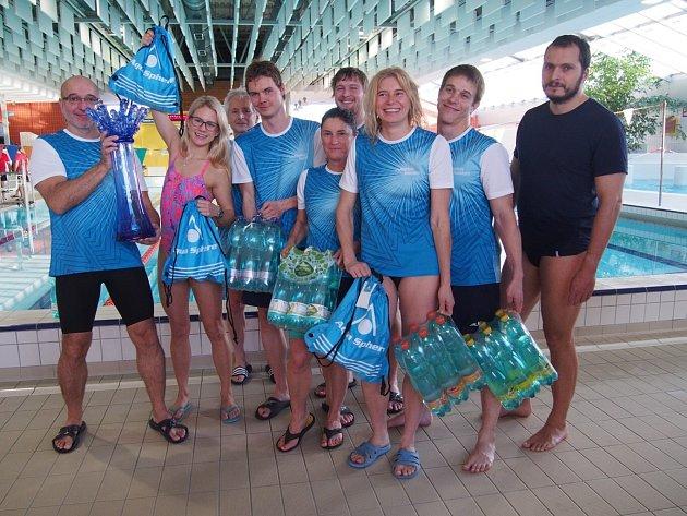 Vtýmové soutěži opět potvrdil status nejúspěšnějšího klubu posledních let plavecký klub Neptun Masters, který sdružuje řadu výborných plavců zcelé republiky.