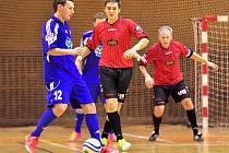 Mužstvo FK Adria z Nového Boru zaskočilo domácí tým z Varnsdorfu.