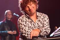 Klavírista Petr Malásek.