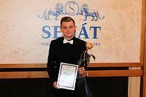 Laureátem titulu Mladý řemeslník roku 2019 se stal Tadeáš Pavlas.