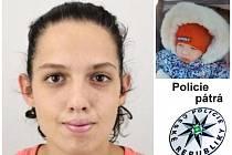 Českolipští policisté pátrají po sedmnáctileté matce a jejím dítěti