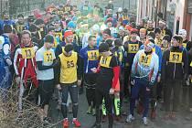 Klíčový běh má start v Radvanci.