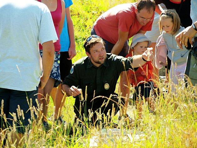 Den s ochránci přírody si všichni užili.