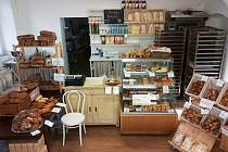 V řemeslné pekárně na vás dýchne atmosféra tradičních receptů.