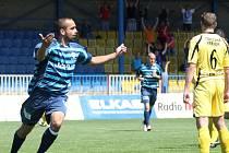 Výhrou 3:0 nad Ovčáry zakončili fotbalisté České Lípy svoji letošní pouť v České fotbalové lize.
