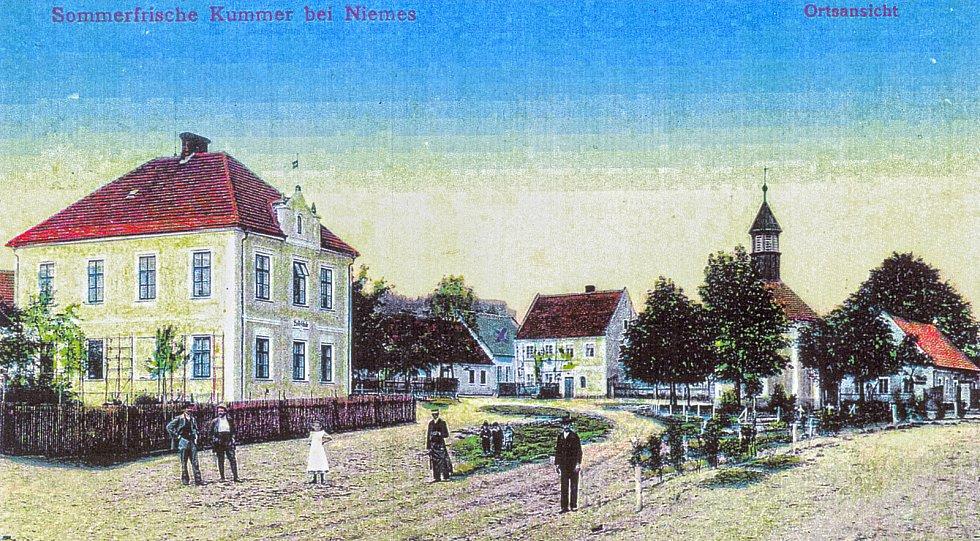 Hradčany v roce 1920.