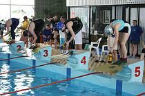 Potápěčské závody s názvem Rumburská ploutev v plavání s ploutvemi a lahvemi se konaly v Rumburku, kde se představili závodníci z Mostu, Liberce, Tábora, Litoměřic a  dvanáct dětí  z českolipského klubu