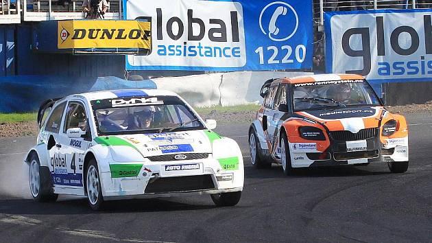 V pátek odpoledne startuje na okruhu superrychlostní zkouška Rally Bohemia