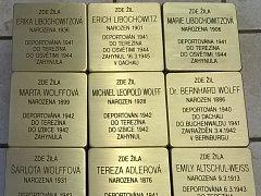 Na čtyřech místech České Lípy bude rozmístěno 9 kovových tabulek.