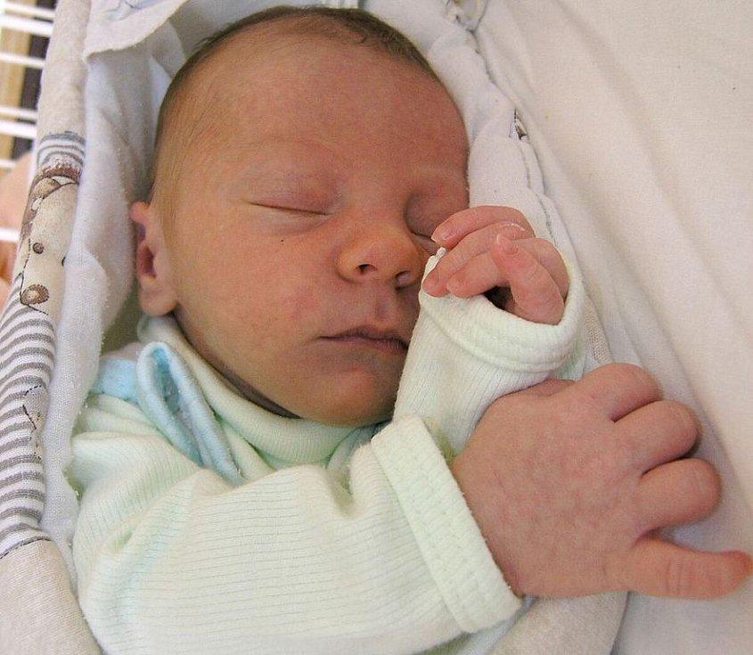Mamince Lucii Hošmánkové z Nového Boru se 12. června v 10:10 hodin narodil syn Kryštof Hošmánek. Měřil 52 cm a vážil 3,35 kg.
