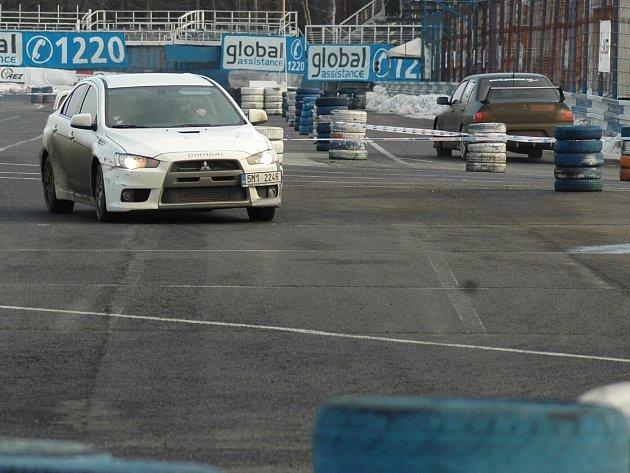 MOGUL driving cup pokračuje v sobotu již čtvrtým závodem.