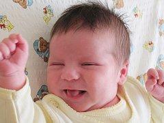 Mamince Kateřině Malinové z Markvartic se 11. září v 18:55 hodin narodil syn Tomáš Holoubek. Měřil 50 cm a vážil 3,95 kg.