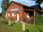 V soutěži bodovala i nádraží ve Velkém Valtinově.