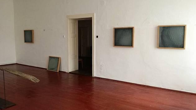 Galerie Pošta v Dubé.