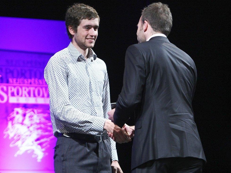Mezi mladými sportovci zopakoval loňské prvenství Kryštof Bogar.
