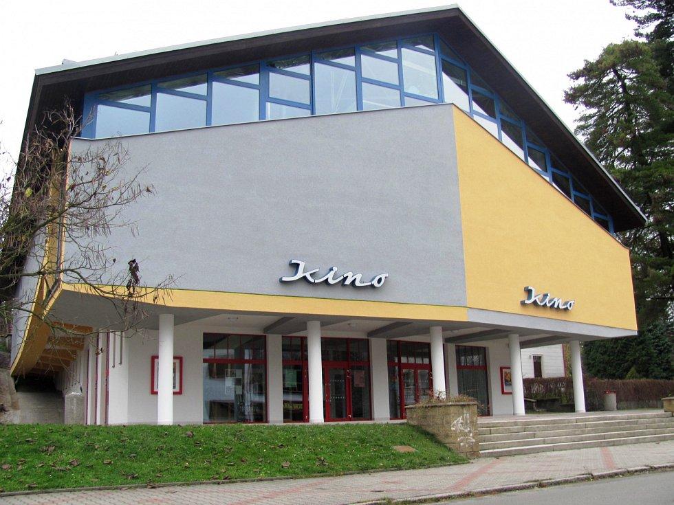 Kino Máj v Doksech.