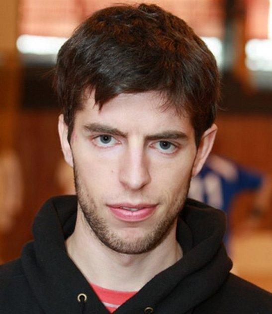 Trenér a reprezantant Štěpán Slaný.