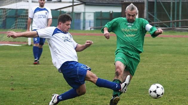 Sokol Sloup, který hrál uplynulou sezonu v krajské I. B třídě, se nepřihlásil do žádné soutěže.