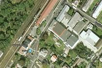 Společné stanoviště vlakové i autobusové dopravy by mělo vyrůst v prostoru vedle stávajícího vlakového nádraží.