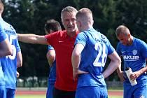 Fotbalisté České Lípy už vyhlíží první zápas divizní sezóny. Arsenal má velké cíle, rád by se popral o postup do třetí ligy.